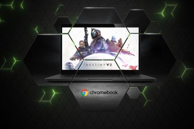 GeForce Now officiellement disponible sur Chromebook !