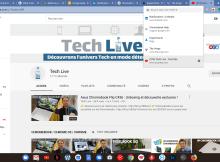 Chrome OS : Tab Search se développe !
