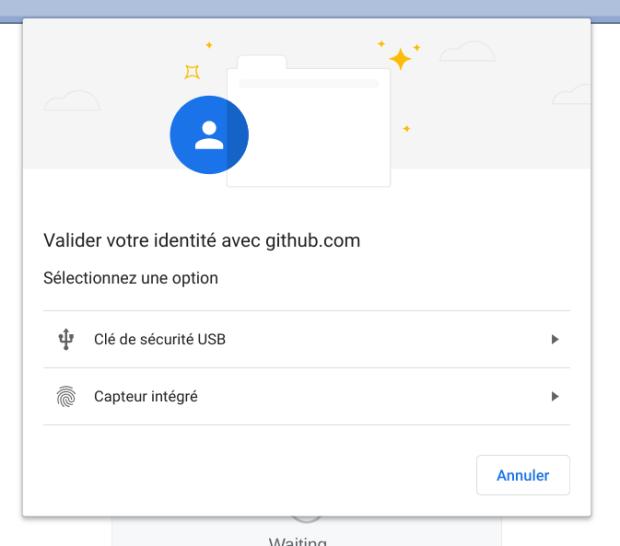 Utiliser son Chromebook comme moyen d'authentification sur des sites web !