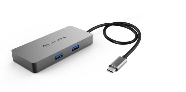 Hyper a annoncé de nouveaux accessoires compatibles Chromebook !
