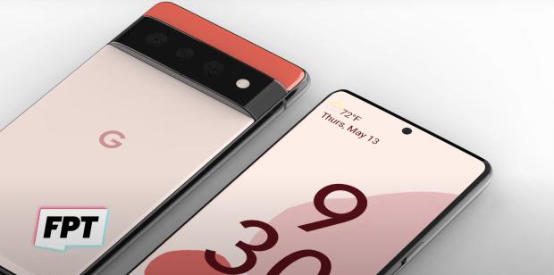Google Pixel 6 et Pixel 6 Pro : des rendus qui dévoilent un nouveau design et les deux versions !