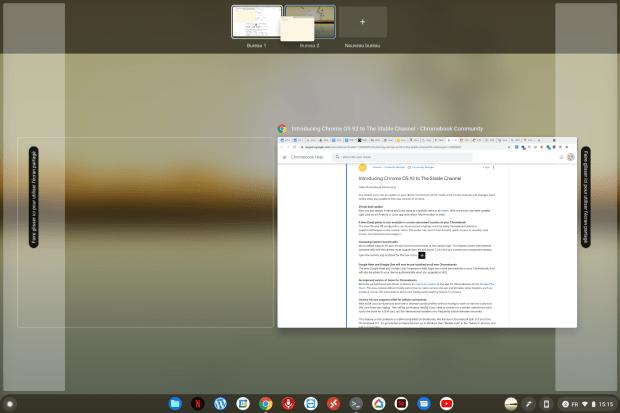 Chrome OS 92 : voici un résumé des nouveautés !