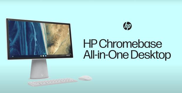 HP Chromebase AiO : le constructeur publie une vidéo promotionnelle !
