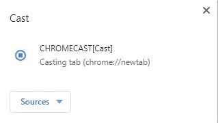 How to Chromecast Instagram