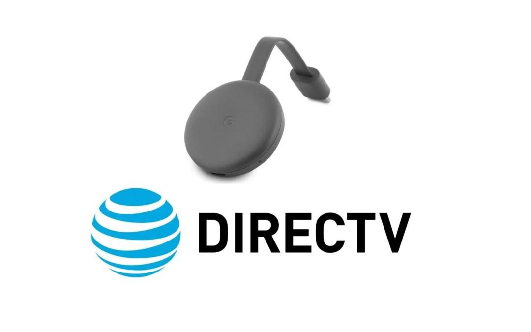 How to Chromecast DirecTV Now to TV? [2019]