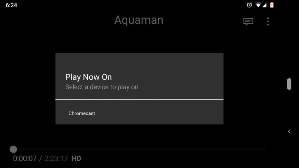 How to Chromecast Amazon Prime Video?