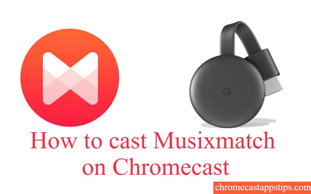 Chromecast Musixmatch to TV & Speakers [2019]