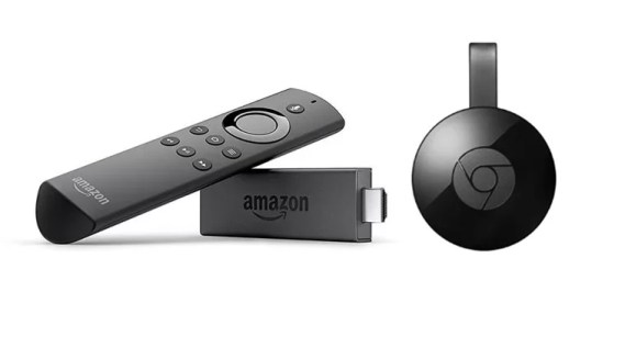 Chromecast vs Amazon Firestick