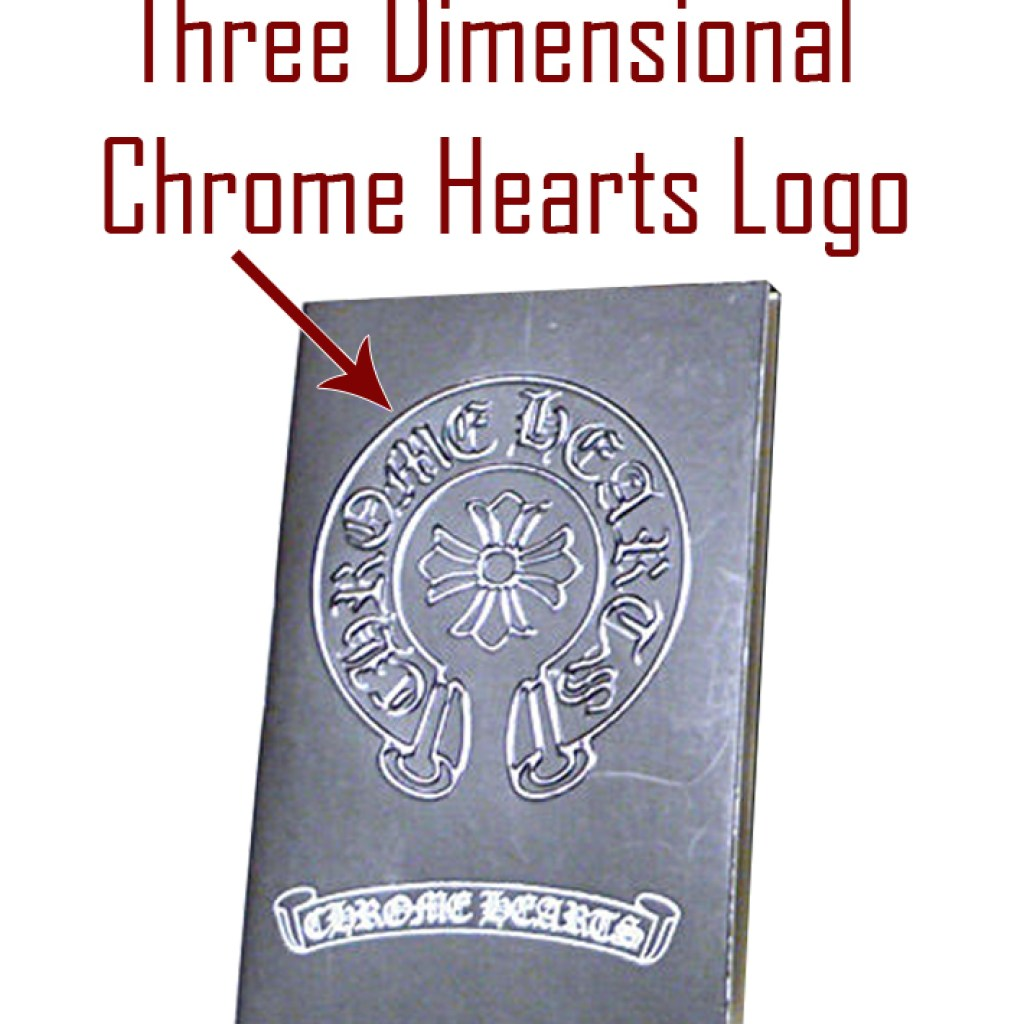 Chrome Hearts book authentic original real