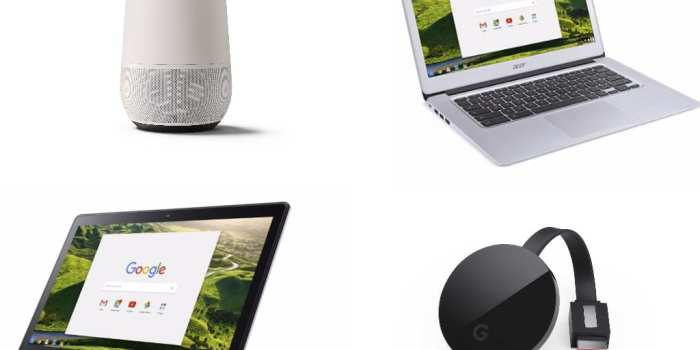 Black Friday Roundup: Chromebooks, Google Home, Chromecast And More