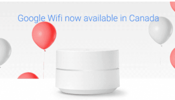 Google Wifi Now Available For Pre-Order