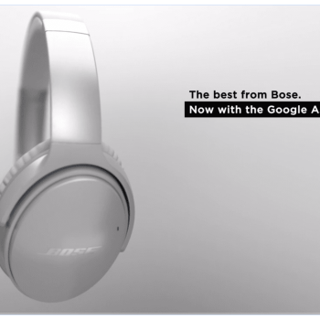 Bose QuietComfort 35 II w/ Google Assistant Official