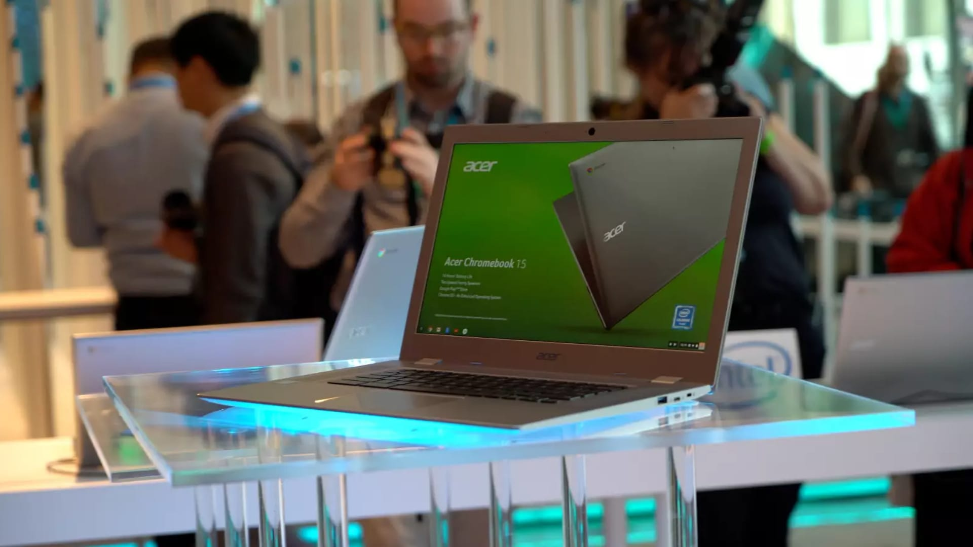 Here are all of Acer's 2018 Chromebooks