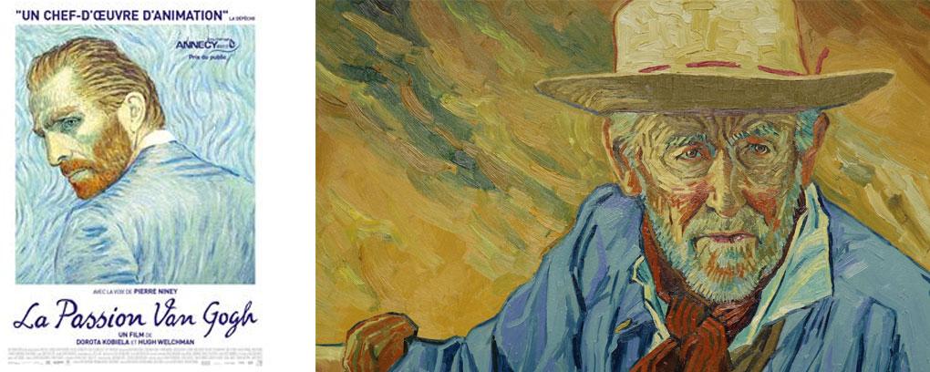 La Passion Van Gogh - 3 dessins animés dont on devrait parler plus souvent