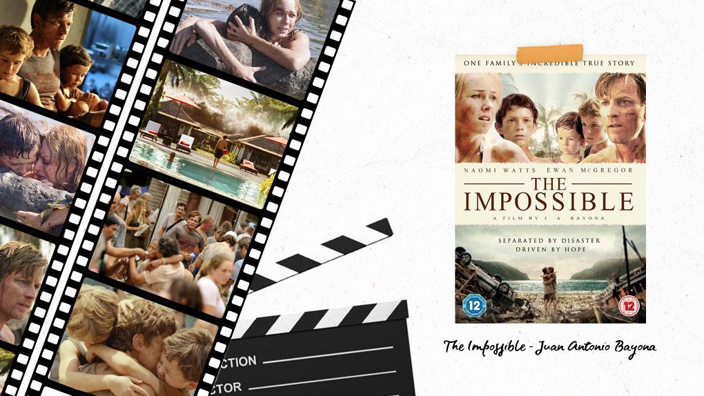 Top 5 des films dramatiques qui me font pleurer The Impossible