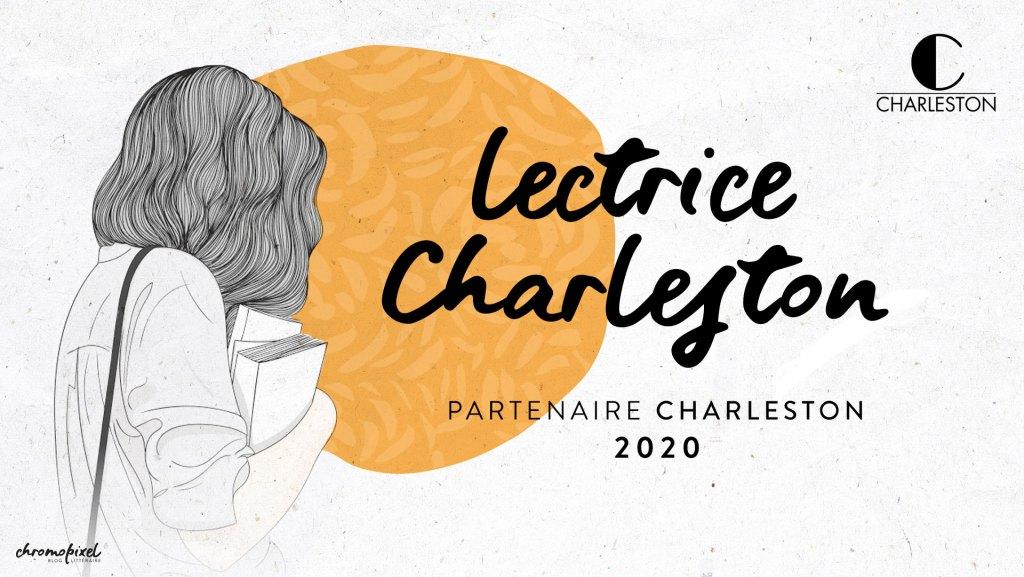 Partenariat littéraire lectrices charleston