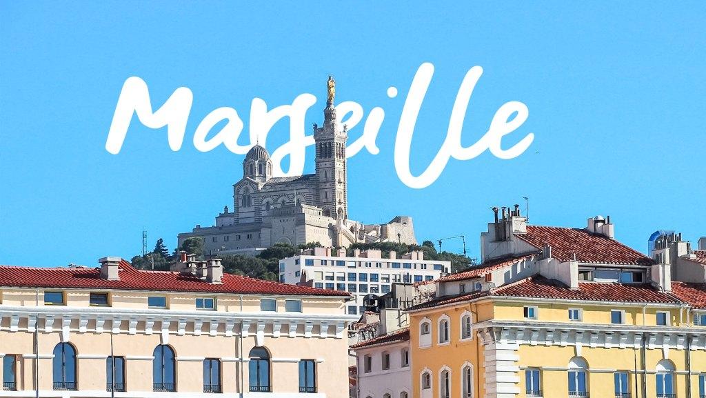 Un long week-end à Marseille