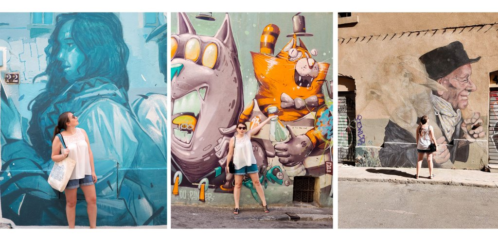 Marseille le Panier street art