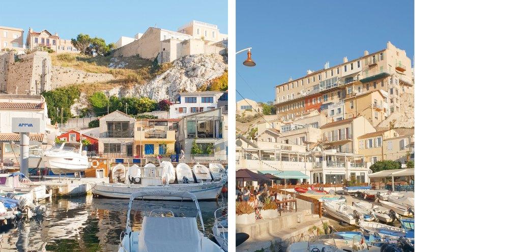 Un long week-end à Marseille Vallon des auffes