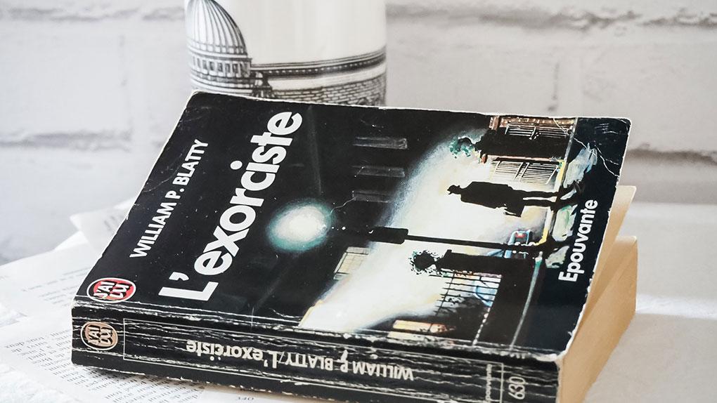 L'exorciste : un roman pour Halloween
