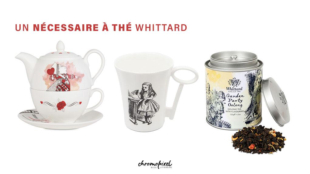 Un nécessaire à thé : Whittard