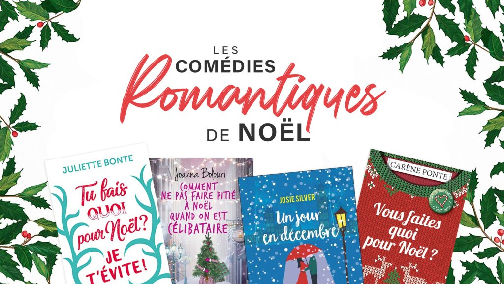 Les comédies romantiques de Noël