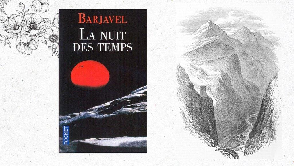 Les grandes histoires d'amour de la littérature : La nuit des temps