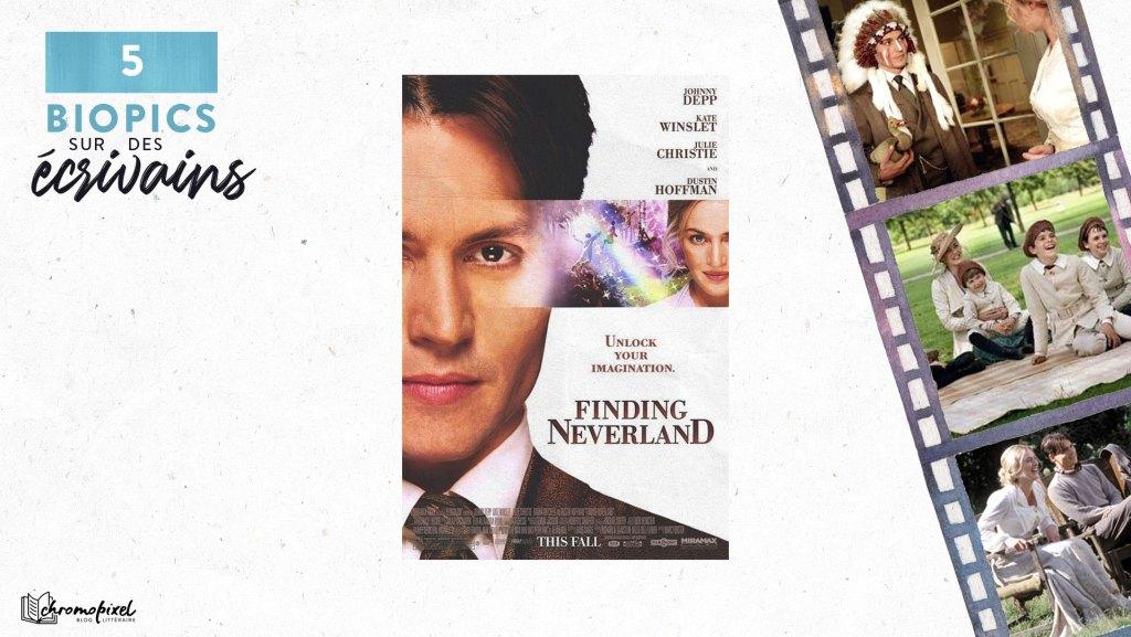 5 Biopics sur des écrivains : James Matthew Barrie