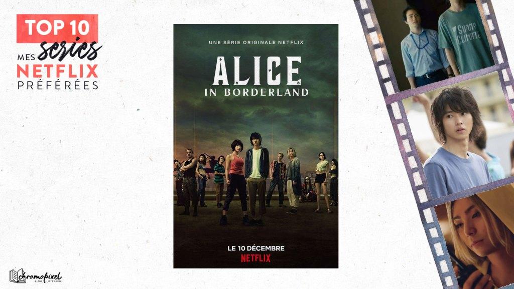 TOP 10 : De mes séries Netflix préférées : Alice in Borderland