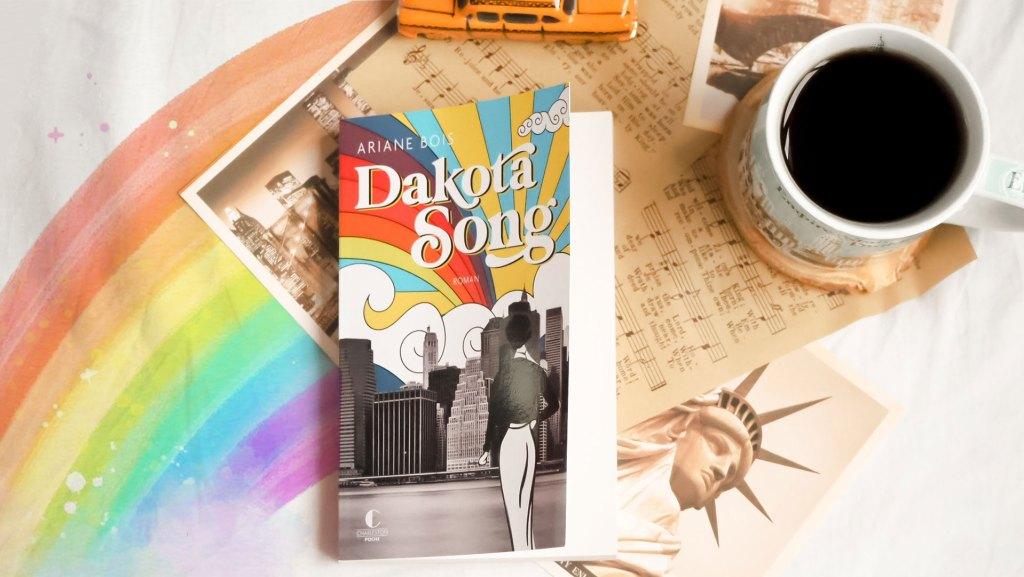 Dakota Song d'Ariane Bois : we all live in the Dakota Building