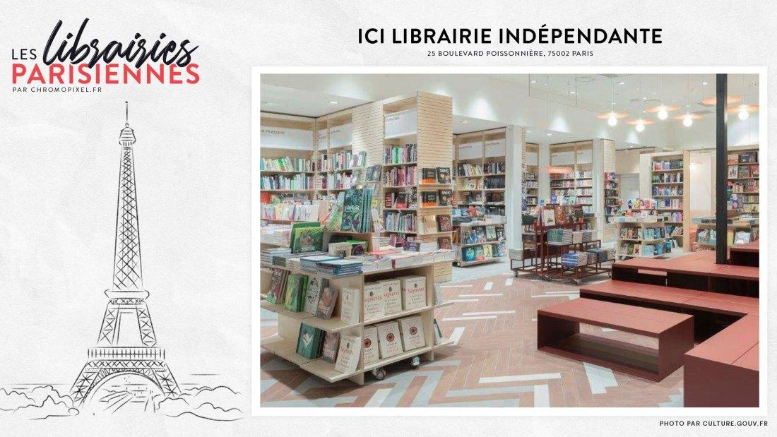 Ici librairie indépendante