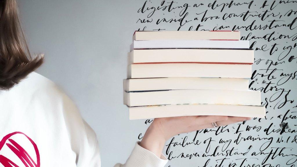 Challenge : Je lis un livre par jour durant une semaine !