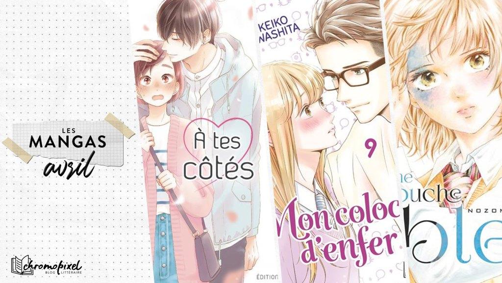 Bilan Manga – Avril 2021