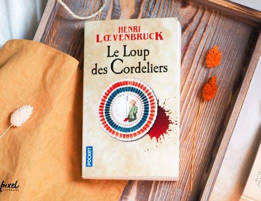 Le Loup des Cordeliers : Henri Loevenbruck