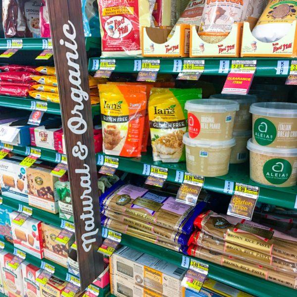 Dear Supermarkets - Organic DOES NOT Equal Gluten Free - Chronically Gluten Free