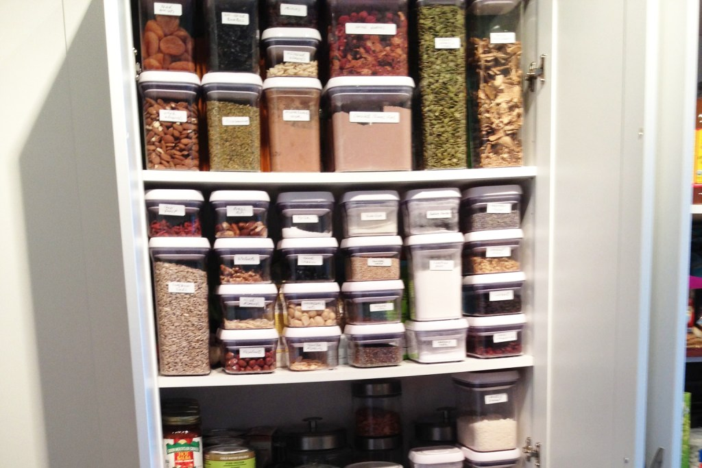 Sneak Peek Into My Gluten and Dairy Free Pantry