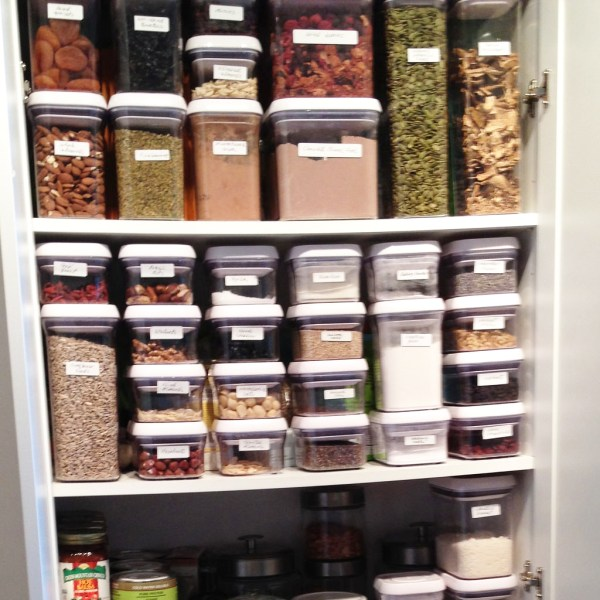 sneak peek into my gluten and dairy free pantry - chronically gluten free 1