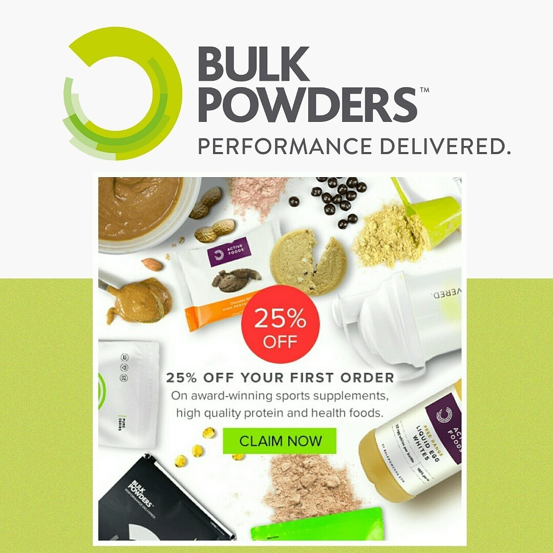 Bulk Powders - click for 25% OFF