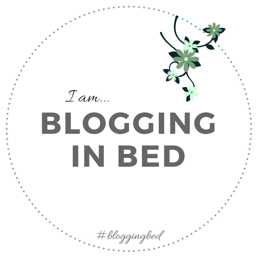 Blogging In Bed Community