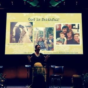 Faith Through Illness, Tracy Cooper, Chronically Hopeful