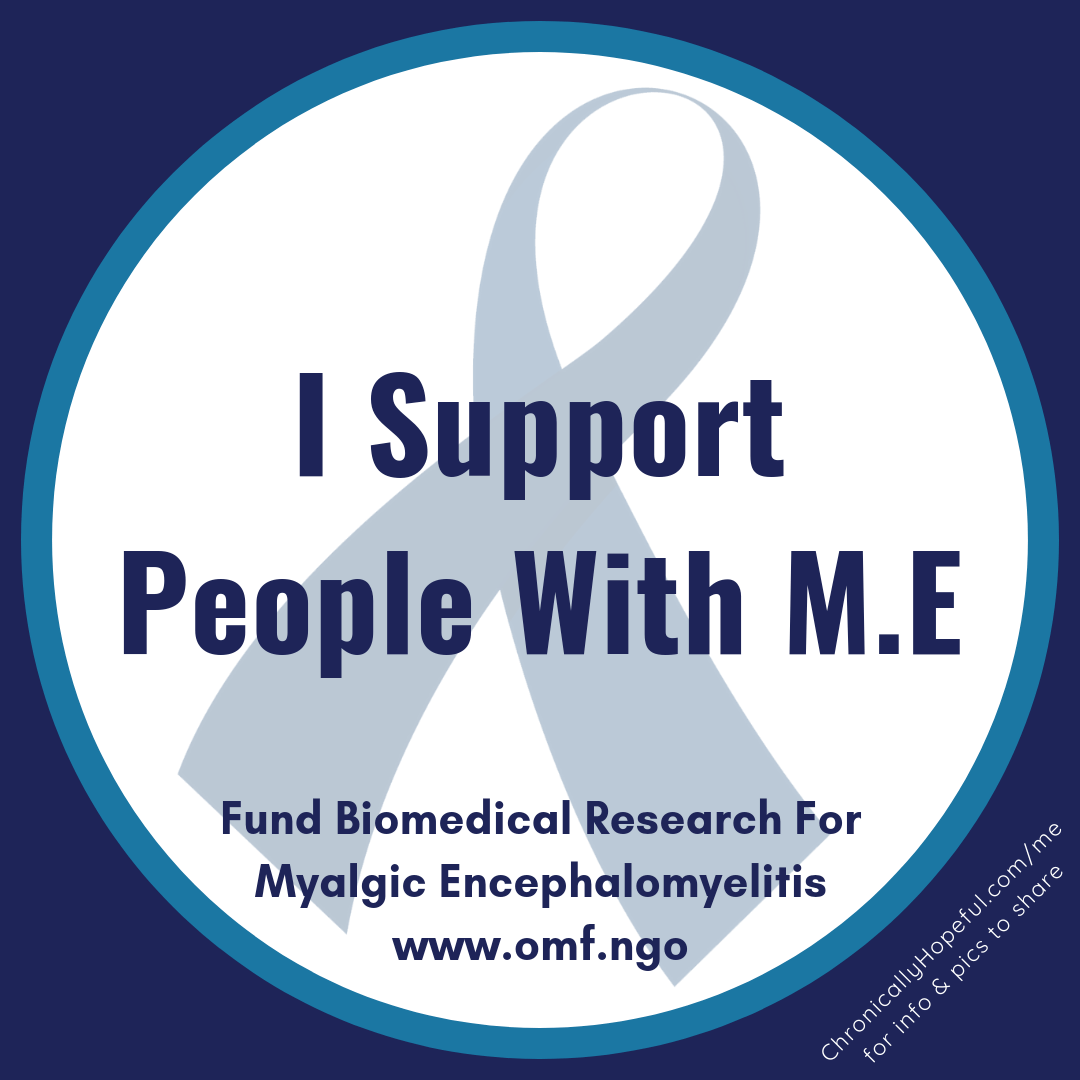 I Support Open Medicine Foundation Profile Pic by Chronically Hopeful Char