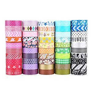 Decorative Washi Masking Tape