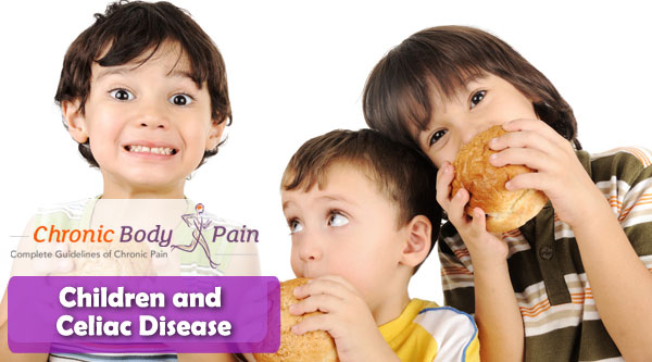 celiac disease in kids
