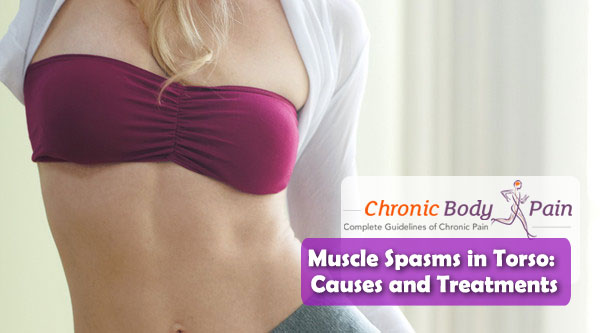severe muscle spasms in torso