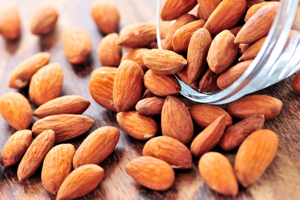 almonds for GERD