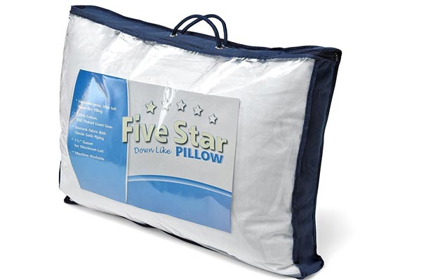Down Alternative Pillow by Five Star