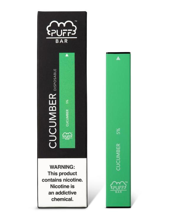 CUCUMBER puff bars