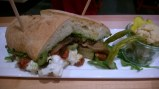 TAP 415_Wild Mushroom Sandwich