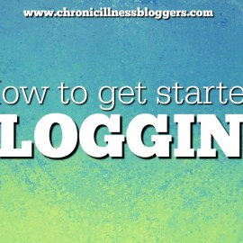 How to get started blogging