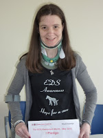 Blogger of the Week: Emma at 'My EDS Journey'